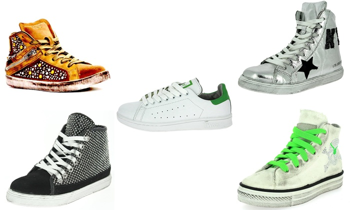 best cheap 009f9 128c5 Sneakers WOZ Made in Italy | Groupon Goods