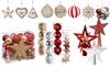 Weihnachts-Dekorations-Set im Modell nach Wahl
