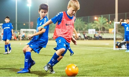 Up to 15 Weeks of Kids Soccer Course at SoccerKids Dubai (Up to 34% Off)