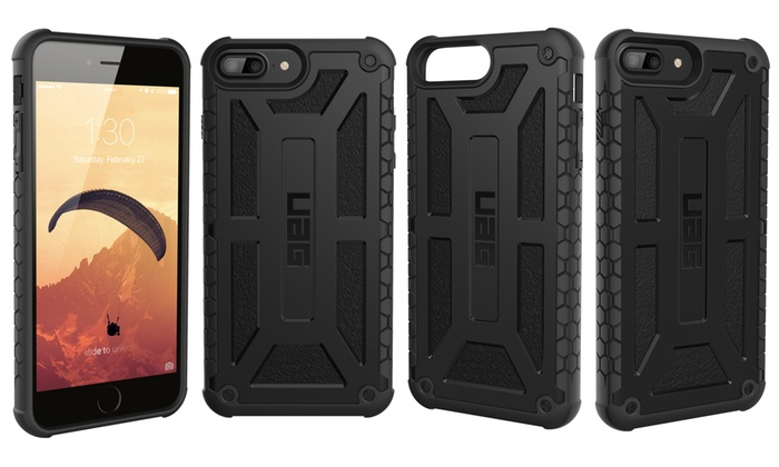 best loved 8bda1 db186 Limited Edition UAG Monarch Series Phone Case for iPhone 6s Plus, 7 Plus,  and 8 Plus