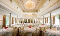 Gold-Ticket für ein Klassik-Dinner mit Gourmet-Menü von Sternekoch Karl-Heinz Hauser im Hotel Süllberg (20% sparen)