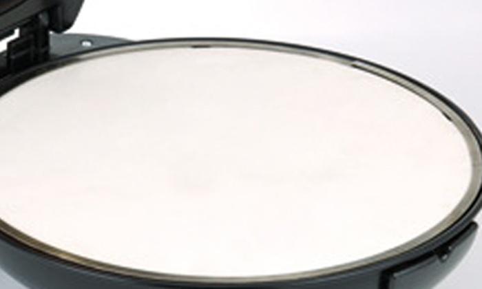 Forno elettrico per pizza macom 818b groupon goods - Pietra per forno elettrico ...