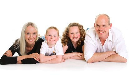 One-Hour Family Photoshoot With Eight Prints for £14 at Regent Studios (96% Off)