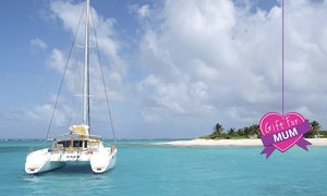 Sunrise Sailing Charters Gold Coast: From $29 for a Four-Hour Catamaran Cruise with Lunch with Sunrise Sailing Charters Gold Coast (From $65 Value)