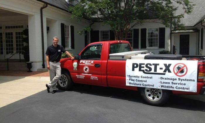 Pest-x Exterminating - Piedmont Triad: $59 for $125 Groupon — Pest-X Exterminating