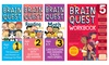 HR International - Merchandising (AE): Two- (AED 89) or Three-Pack (AED 129) of Brain Quest with Optional Workbooks (from AED 99)