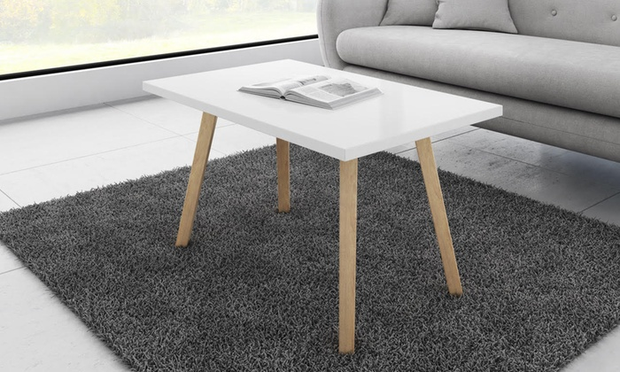 Table basse scandinave passa groupon shopping for Groupon table basse