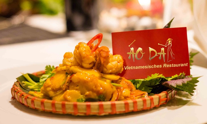 Vietnamesisches 4-Gänge-Menü - Ao Dai Vietnam Restaurant ...