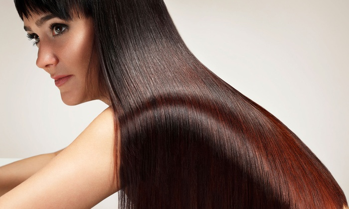 Hair Dynamics West - Metro West: One or Two Keratin Treatments at Hair Dynamics West (Up to 67% Off)
