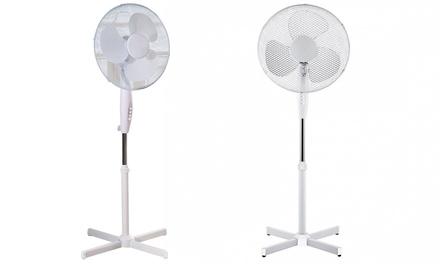 """Fine Elements 16"""" Standing Fan"""