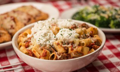$10 for $20 Toward Family-Style <strong>Italian</strong> Cuisine at Buca di Beppo