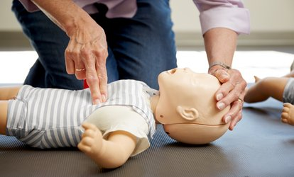 image for ACLS and CPR Certification at Midwest CPR Center (Up to 56% Off). Two Options Available.