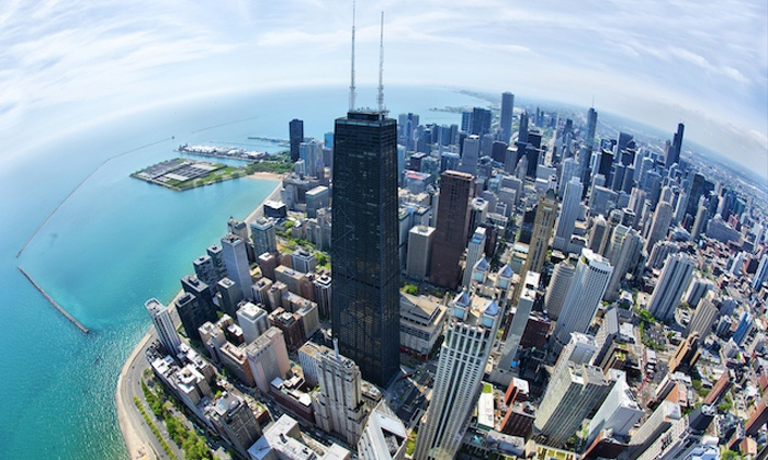 General or Sun and Stars Admission to 360 CHICAGO. Four Options Available.