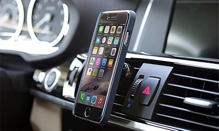 1 o 2 soportes de móvil para coche desde 4,99 € (87% de descuento)