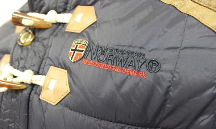 Bis zu 57% Rabatt Geographical Norway Winterjacke | Groupon