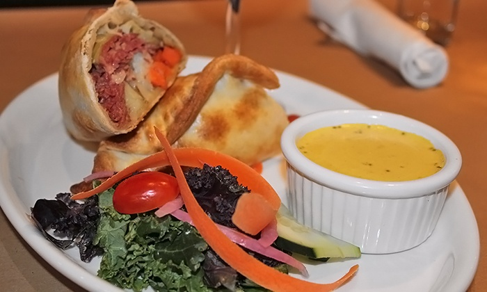 Twisted Pasty - Belltown: $17 for $30 Worth of English Eats at Twisted Pasty