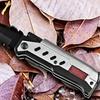 Outdoor Nation 3-in-1 Survival Pocket Folding Knife