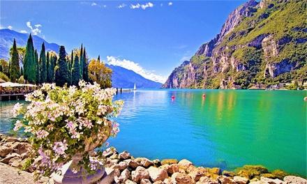 Lago di Garda: camera doppia con colazione per 2 Hotel Drago