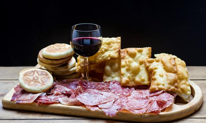 Super Gnocco fritto illimitato, salumi, formaggi - La Pinta di Nicolò  LZ04