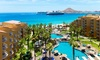 Cabo San Lucas Beach Resort with All-Inclusive Option