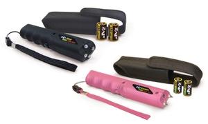 ZAP Stick 800,000 Volt Stun Gun with Flashlight and Pepper Spray