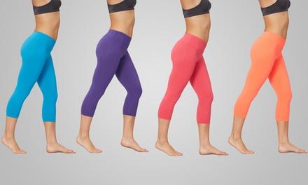 Marika Tek Dry Wik Capri Leggings