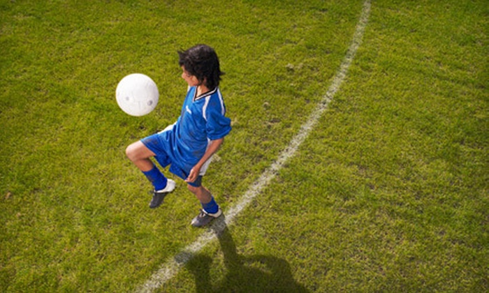 Soccer Zone - Multiple Locations: $10 for a Three-Hour Soccer or Multisport Camp at Soccer Zone (Up to $30 Value). Five Locations Available.