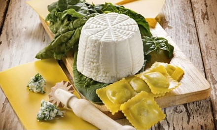 Hostaria Carducci: menu gourmet