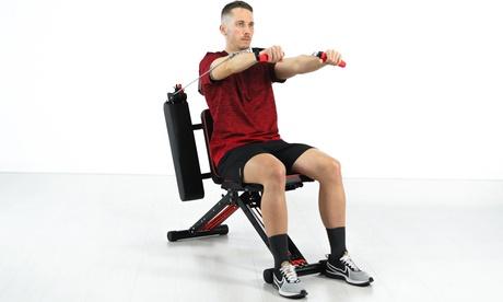 Multi estación de fitness 50 ejercicios Total Gym ECO-DE®, con envío gratuito