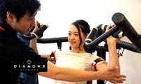 エイジングケアトレーニングで美しく ≪BFRトレーニング / 1回分 or 4回分 or 8回分≫女性限定 @ダイヤモンドフィットネス ...