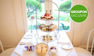 Boronia House: High Tea with Sparkling Wine for Two (From $65) or Four People (From $79) at Boronia House (From $130 Value)