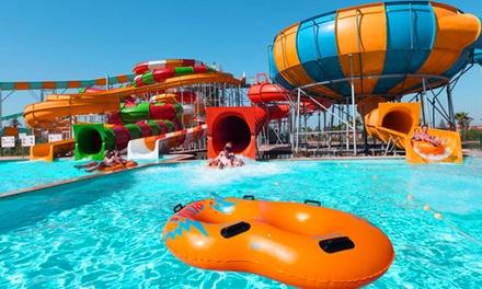 Marakech: de 1 a 9 o 14 noches para 2 adultos y 1 niño en pensión completa y acceso a Aqua Park en Aqua Mirage Club 4*