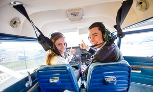C$100 for C$200 Worth of flight training and experience at AAA Aviation Ltd./AAA Aviation Flight Academy, plus 6.0% Cash Back from Ebates.