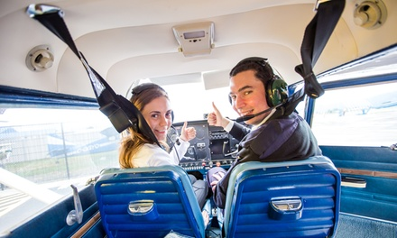 C$100 for C$200 Worth of flight training and experience at AAA Aviation Ltd./AAA Aviation Flight Academy