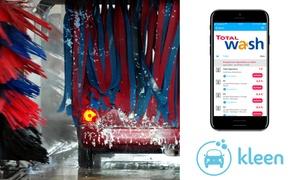 Kleen Now: Lavage auto Intérieur, Exterieur...KleenNowdans plus de 1000 centres : Bon d'achat de 30 € au prix de 15 €