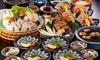 大阪8店舗|ふぐ三昧コース全8品+飲み放題