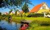 Noord-Holland: midweek/weekend in een villa