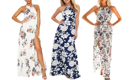 Boho Maxi Dress Selection