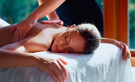 One or Three 60-Minute Swedish or Deep-Tissue Massages with Reflexology (Up to 59% Off)
