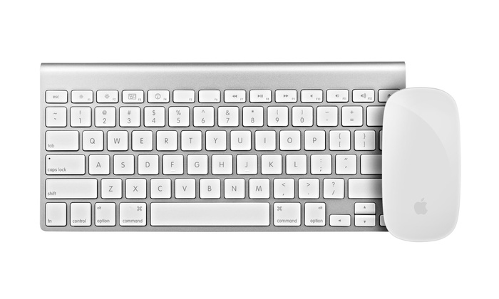 Apple Wireless Keyboard, Mouse, or Bundle (Refurbished)
