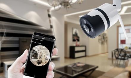 HD bewakingscameras met wifi en 360° perspectief voor binnen en buiten met SD kaart naar keuze