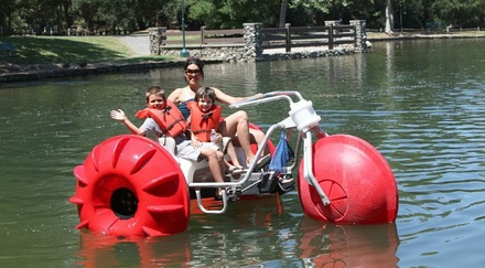 Boat and Bike Rentals at Wheel Fun Rentals (Up to 51% Off)