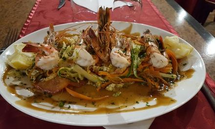 Entrée, plat et dessert pour 2 personnes dès 45,90 € au restaurant OStaff