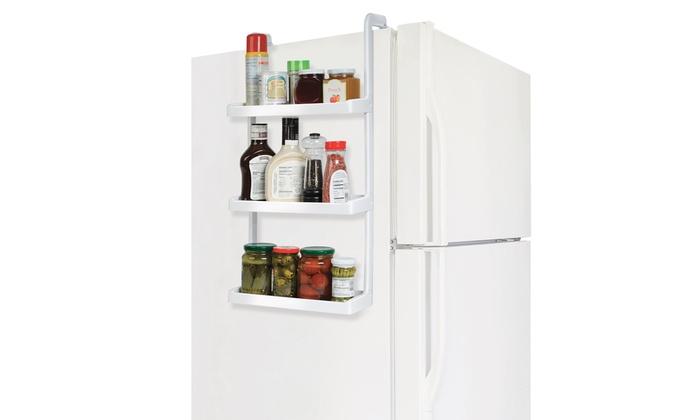 Kühlschrank Regal : Bis zu 31% rabatt regal zum anhängen mit 3 böden groupon