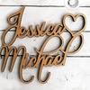 Personalised Wooden Names