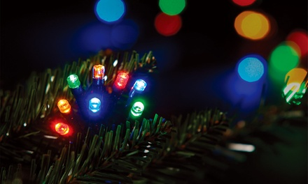 200LED Solar String Lights $19, 20LED Solar Topiary Ball $25 or 500LED String Lights with Controller $35
