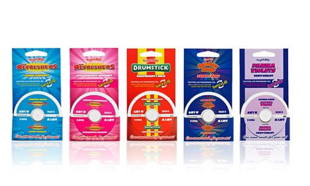 4, 8 or 16 Swizzles Matlow Car Fresheners from £3.98