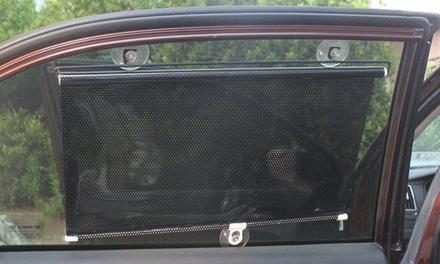 1 o 2 parasole a tendina per auto disponibili in 2 misure
