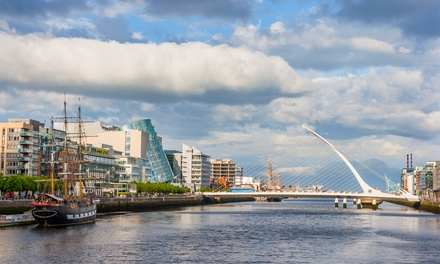 ✈ Dublin: 2 or 3 Nights with Flights, Optional Tour and Stay at Best Western Sheldon Park Hotel*