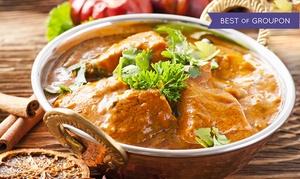 Restauracja Kalyan: Smak Indii: 3-daniowa uczta dla 2 osób od 99,99 zł w Restauracji Kalyan (do -41%)